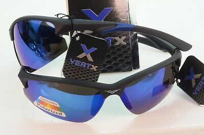 OUR BEST (2) POLARIZED  GOLF  STYLE,FISHING, SUNGLASSES  52045 ICE BLUE