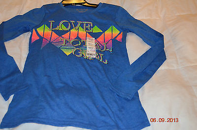 Girls New Total Girl size XS, Large, XL shirt top clothing - FREE SHIPPING - NWT (Total Girl Clothing)