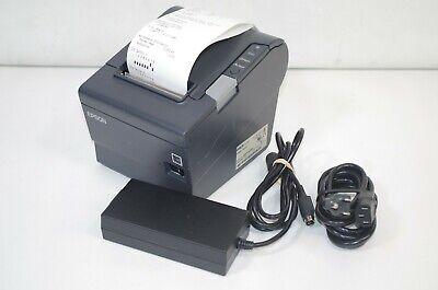 Epson Model TM-T88V POS Receipt Printer W/Power