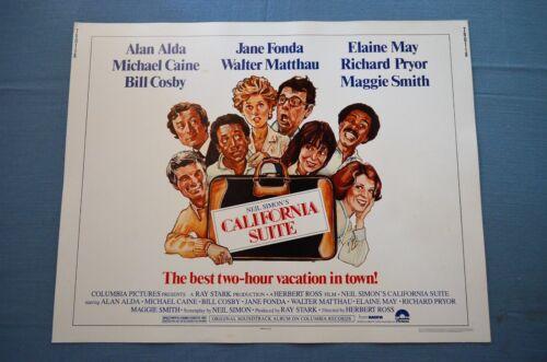 "Vintage Movie Poster, ""California Suite"" (1978)"