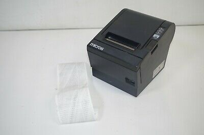 Epson Tm-t88iii M129c Pos Thermal Kitchen Receipt Printer