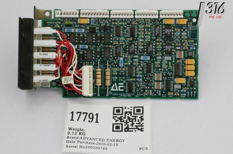 17791 Advanced Energy Pcb, Rfg 3k Novellus Control 2305617-b