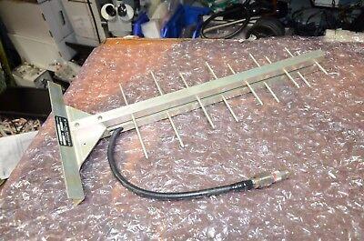 Lone Star Electronics Tdf7160a 800 To 1000 Mhz Log Periodic Antenna Emco Emi