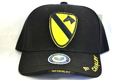 RAPID DOMINANCE Baseball Cap Adjustable-1st Cavalry The Lege