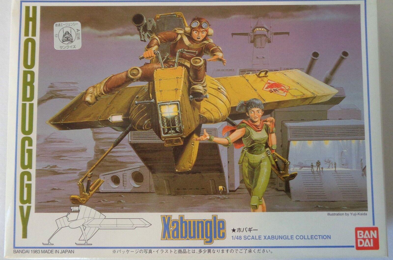 Xabungle Series - Hobuggy - 1/48th Scale - BANDAI - RARE Mod