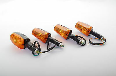 Front and rear indicators set suitable for Yamaha YBR 125 2006