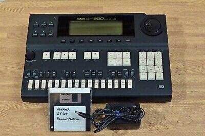 YAMAHA QY300 MUSIC SEQUENCER MIDI Sound Module 100V Power supply