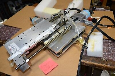 Palomar Hughes Unitek Wd-11189 Motorized Ball Screw Actuator X Y Axis Bonder