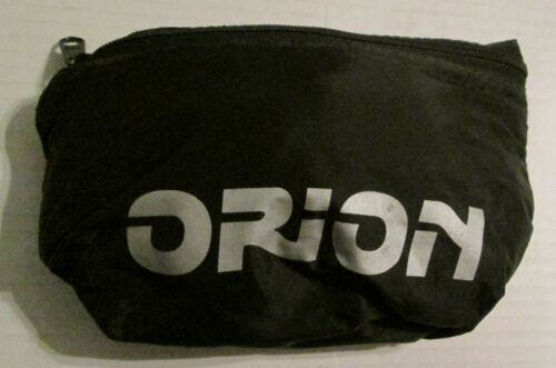 Vintage Promo Orion Pictures Foldout Pouch Pack Bag 80s 90s Movie VHS Video