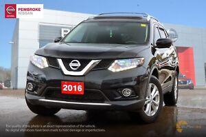 2016 Nissan Rogue SV 2016 Nissan Rogue SV AWD SUV