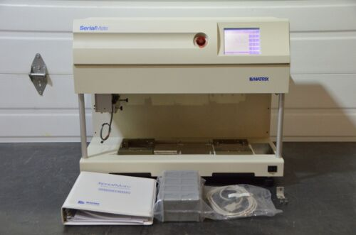 Thermo Matrix Serialmate Automated Microplate Pipetting System W/o Head *new*