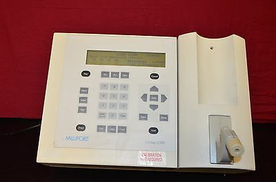 Millipore Consep Lc100 Pn Mlcs12000 Liquid Chromatography Monitoring System