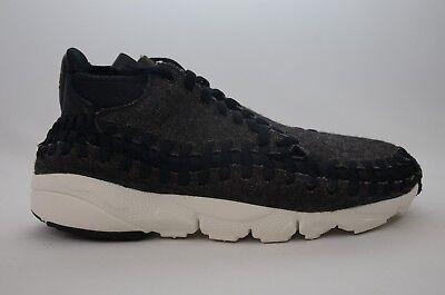 Nike Air Footscape Woven Chukka SE Mens Sz 9-11 New in Box NO Top Lid 857874 001