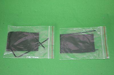original Leica CL 1st and 2nd Shutter Curtains - REPAIR PARTS - NEW - ORIGINAL