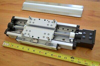 Parker 404xr Xrmp Linear Actuator Precision Ground Ballscrew Nema17 - Cnc Z-axis