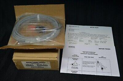 New Mettler Toledo Thornton Conductivity Sensor 240-217 58 031 217