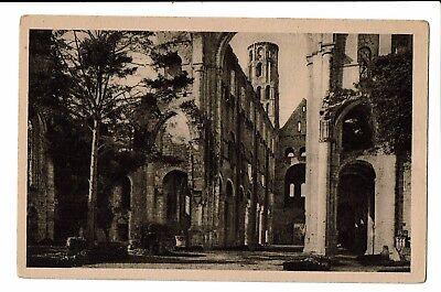 CPA - Carte Postale -  -FRANCE-  Jumieges - Son Ancienne abbaye - Sa Nef  -S3661