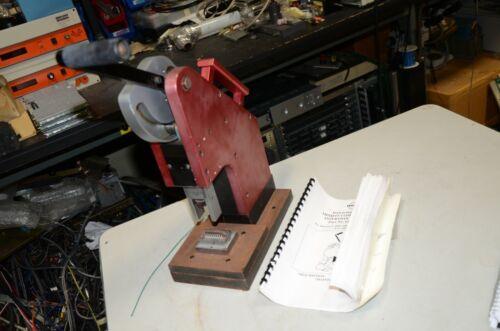 Molex 62200-5800 Mini Fit Hand Insertion Press 11-31-6356 43879 Connector Press