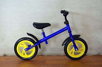 New 12 Inch Childrens Balance Bike No Pedal Push Bicycle for Girls or Boys