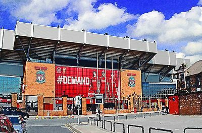 Liverpool FC - Anfield, The Kop