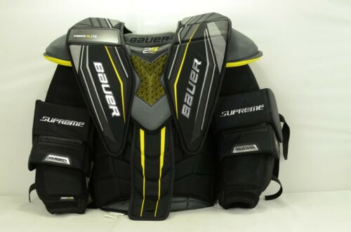 Bauer Supreme 2S Pro Senior Goalie Chest Protector Size Medium (0817-0177)