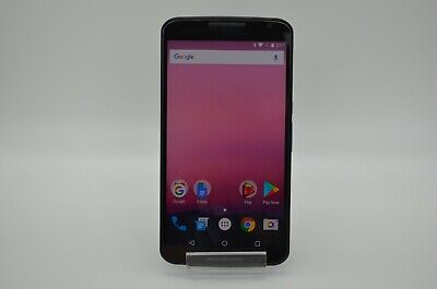 Motorola Nexus 6 - 32GB - Midnight Blue (Unlocked/AT&T/T-Mobile) Great!