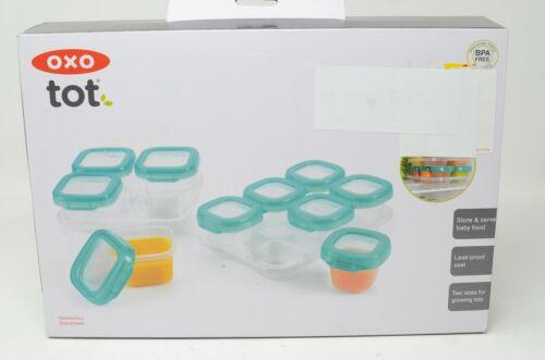 OXO Tot 12-Piece Baby Blocks Set in Teal