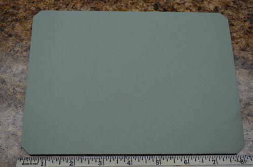 "New 6""X8""X.125"" Heat Press Heat Conductive Green Sililcone Rubber Pad"