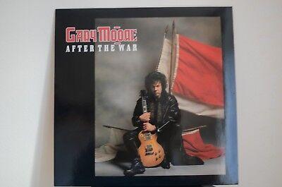 2230 Mint (Gary Moore After the war Virgin 611951 vinyl  LP Near Mint   2230)