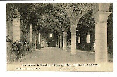 CPA-Carte Postale -Belgique - Villers-la-Ville- Intérieur de la Brasserie en 190