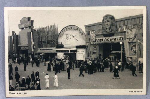 1933 CHICAGO WORLD