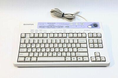 Maj-1428 N860-8769-t201 Olympus Keyboard For Cv-180 Evis Exera Processor
