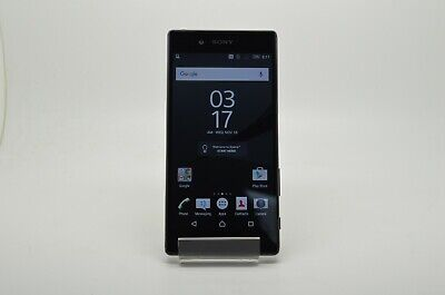 Sony Xperia Z5 - 32GB - Graphite Black (Unlocked/AT&T/T-Mobile) Great Cond!