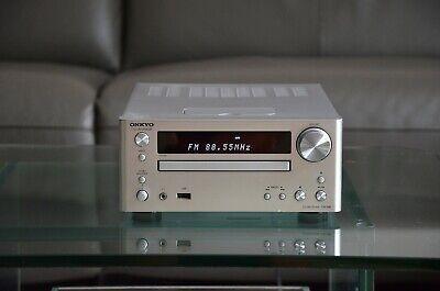 Onkyo CR 545 HiFi System CD Receiver mit iPod Anschluss
