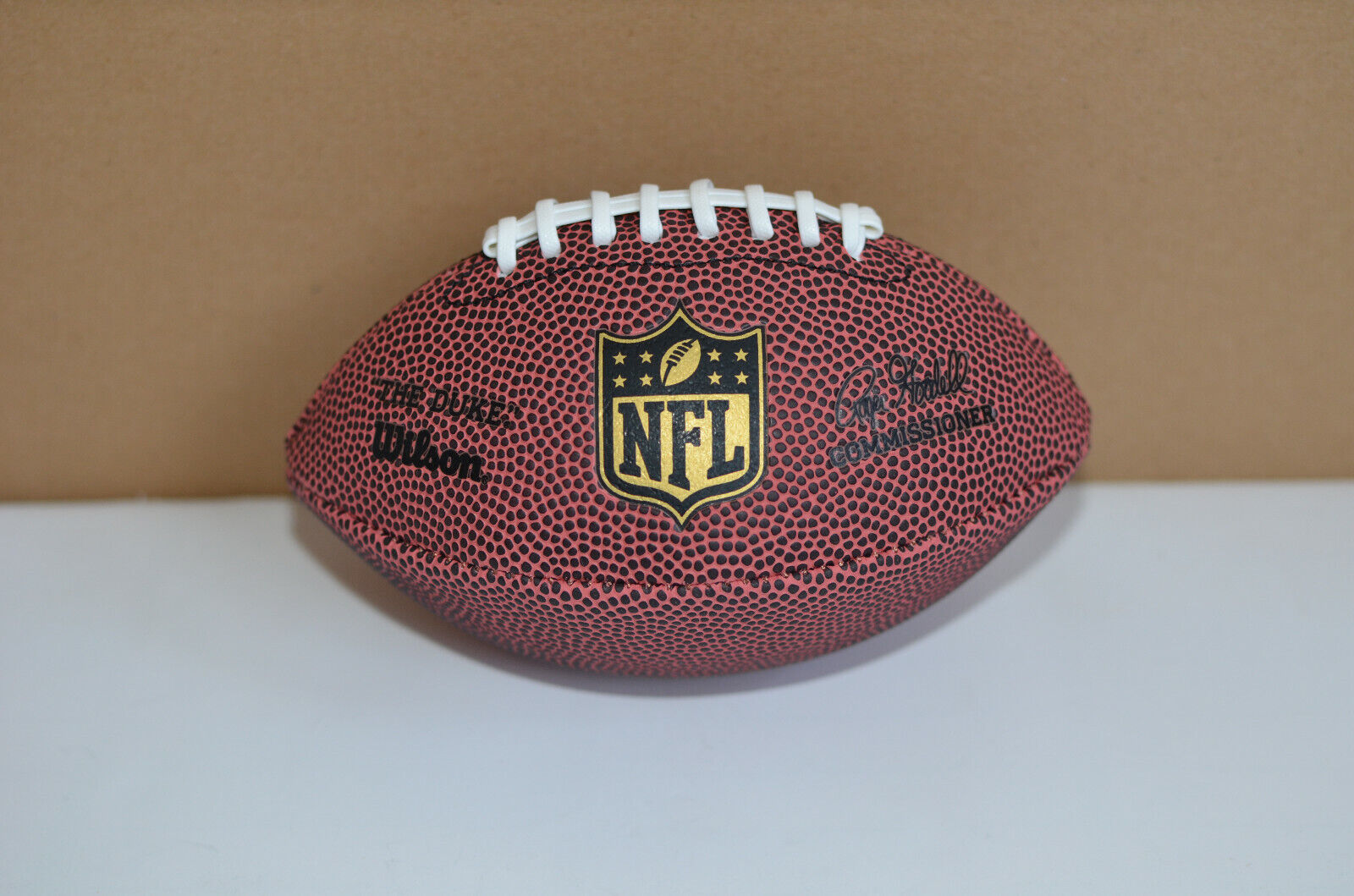 WILSON NFL The Duke Micro American Football Mikro Replica Kids Spiel Ball 17cm