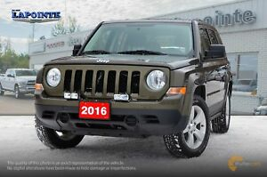 2016 Jeep Patriot Sport/North 2016 Jeep Patriot Sport SUV