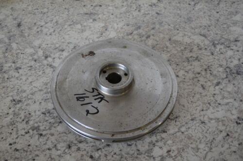 """New Sundyne Kontro Pump Impeller 8 3/4"""" Diameter, Stainless Steel 316 SS, 8/3398"""