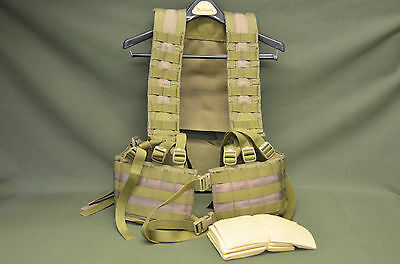 USMC Eagle Industries H-Harness HG-VS-MS-5KH Khaki (p80) for sale  La Vernia