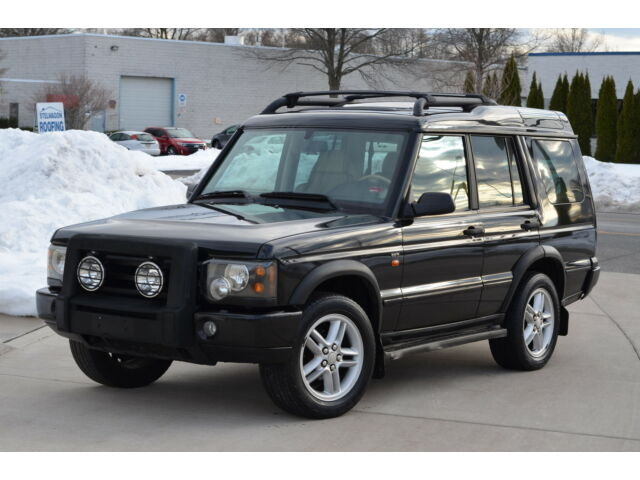 2004 land rover discorvery se7 no reserve used land rover discovery for sale in huntingdon. Black Bedroom Furniture Sets. Home Design Ideas