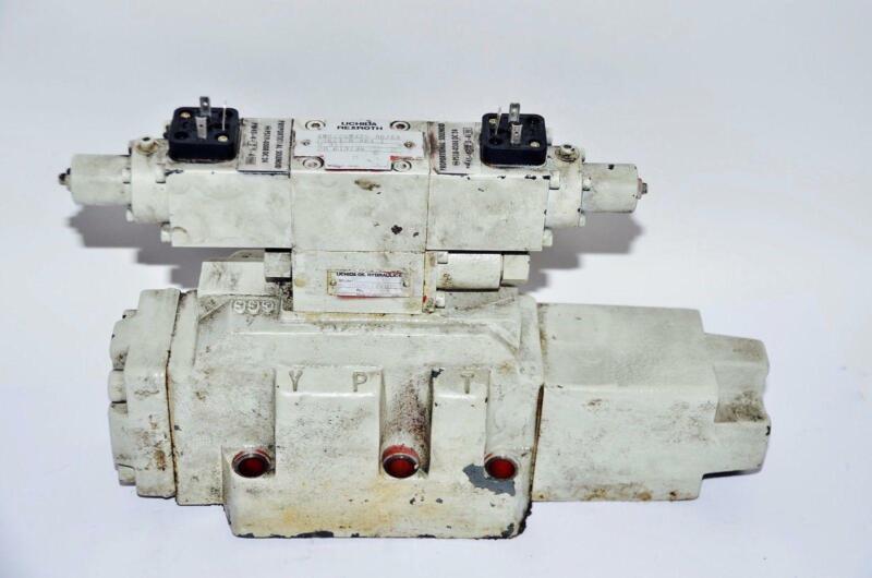 REXROTH DIRECTIONAL VALVE 4WRZ25W325-A0/6A Solenoid PS18-0308 Uchida VUP072/0