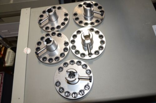 Domaille Engineering SC 12 position Polishing Fixture