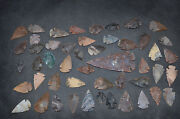 Flint Arrowhead Lot