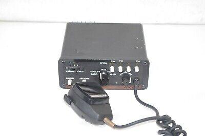 Code 3 V-con 3672l4 Light And Siren Switch Box