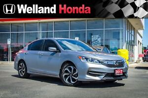2017 Honda Accord LX | ACCIDENT FREE | ALLOY WHEELS