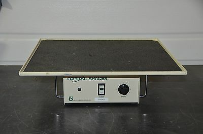 Bellco Benchtop Orbital Shaker Model 7744-01000 With 20 X 20 Platform Tested