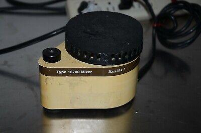 Barnstead Thermolyne Type 16700 Mixer Maxi-mix Model M16715