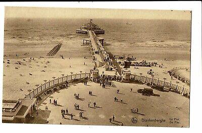 CPA-Carte postale- Belgique -Blankenberge - DE Pier -1933  VM2308