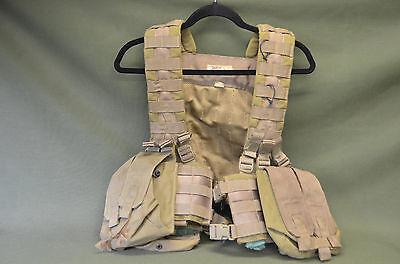 US NAVY SEAL DEVGRU Eagle H-Harness HG-VS-MS-KH MOLLE Saw Ammo Pouches EIUI for sale  La Vernia
