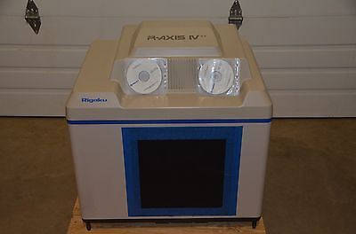 Rigaku R-axis Iv X-ray Protein Crystallography Diffractometer W Software
