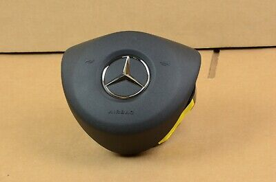Mercedes Benz C E CLA CLS GLA GLE GLS Class Driver Steering Wheel Airbag OEM